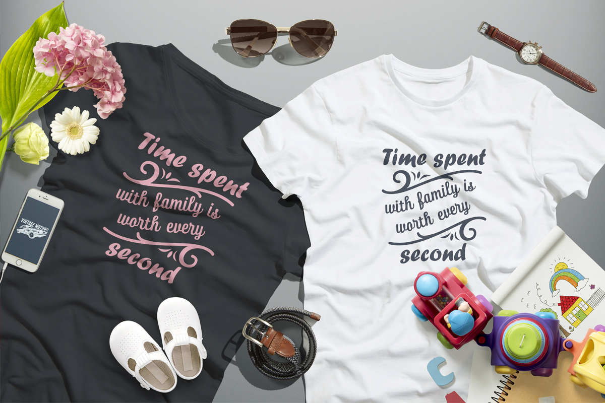 Valentine Love Family SVG Quote cut file example image 2
