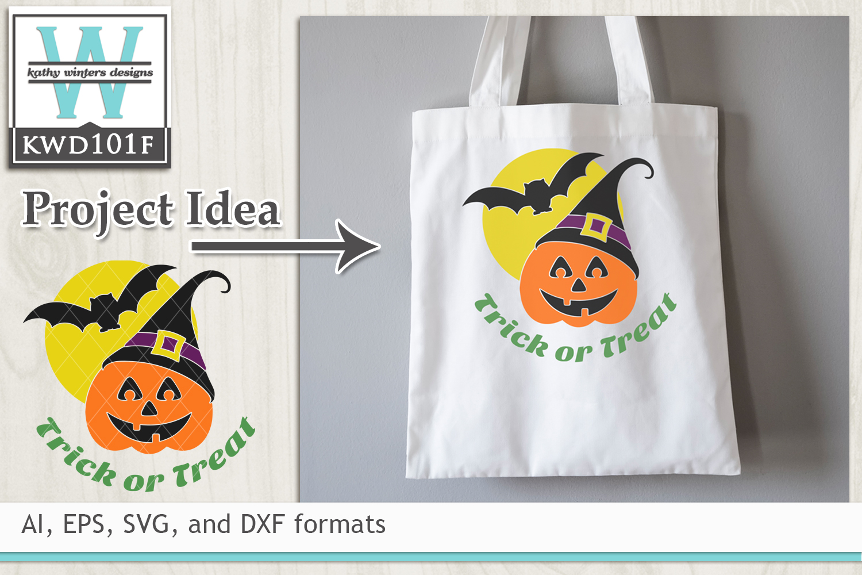 BUNDLED Halloween Cutting Files KWDB016 example image 2