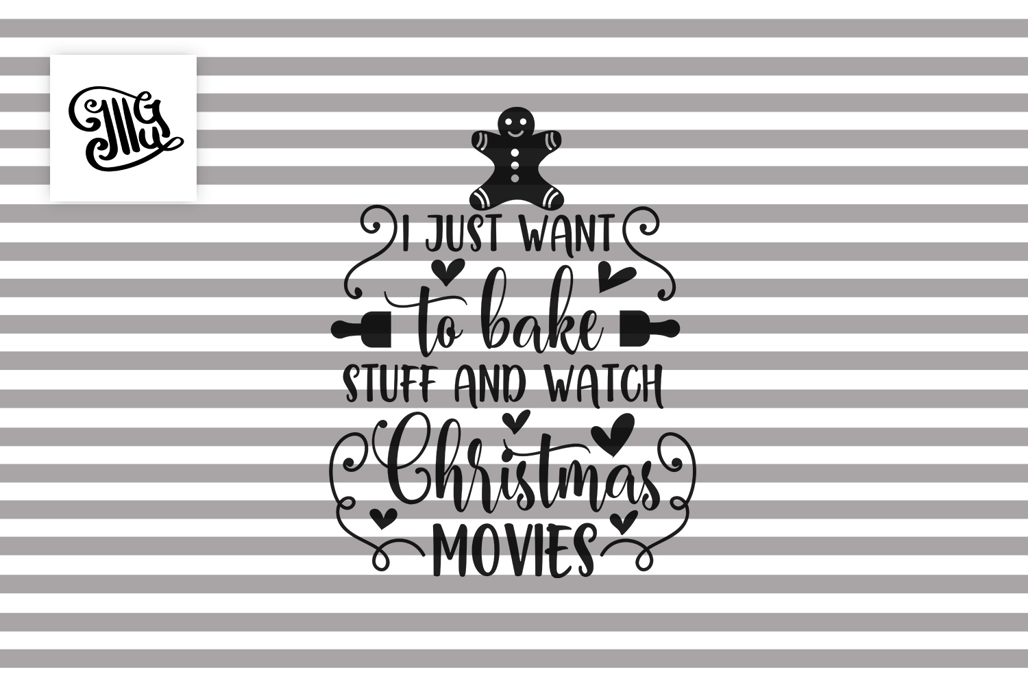 I just want to bake stuff and watch Christmas movies example image 2