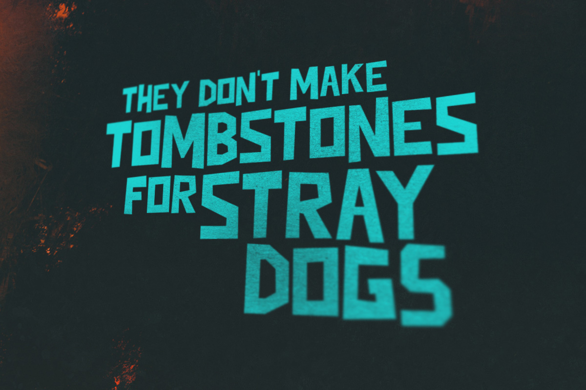 Junkdog Typeface example image 4