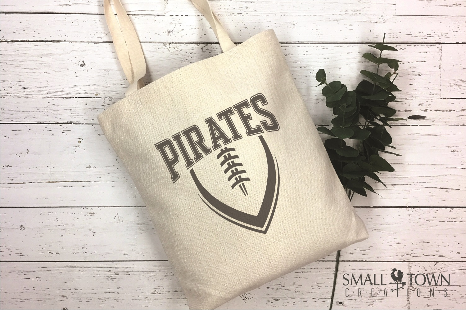 Pirate, Football, Sports, Design, Logo, PRINT, CUT, DESIGN example image 3