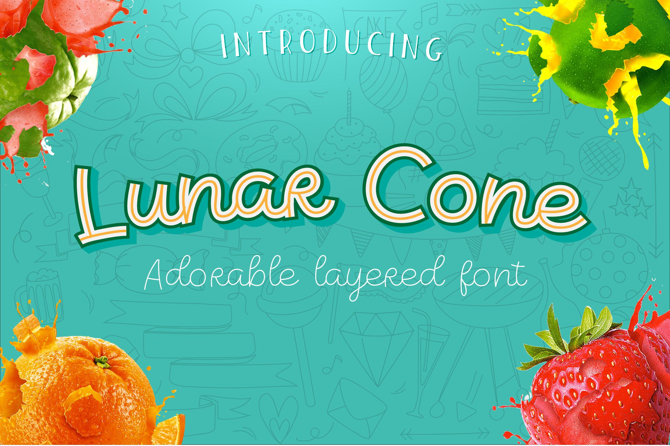 Lunar Cone example image 1