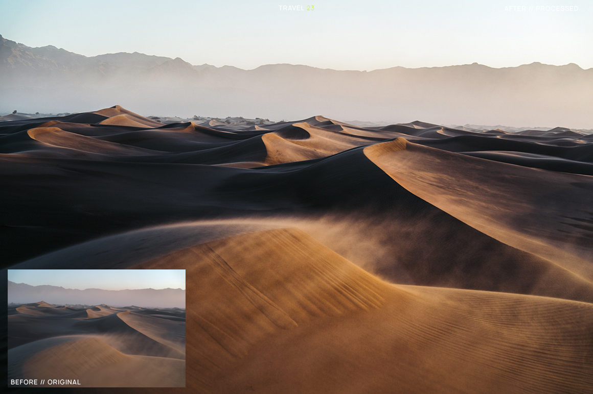 25 Travel Presets for Lightroom example image 25