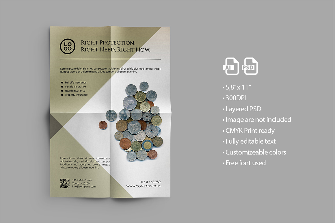 Financial Flyers example image 1