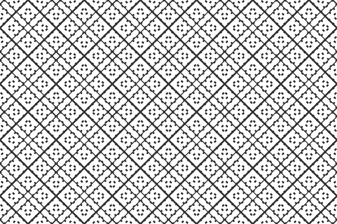 Ornamental seamless patterns. example image 20