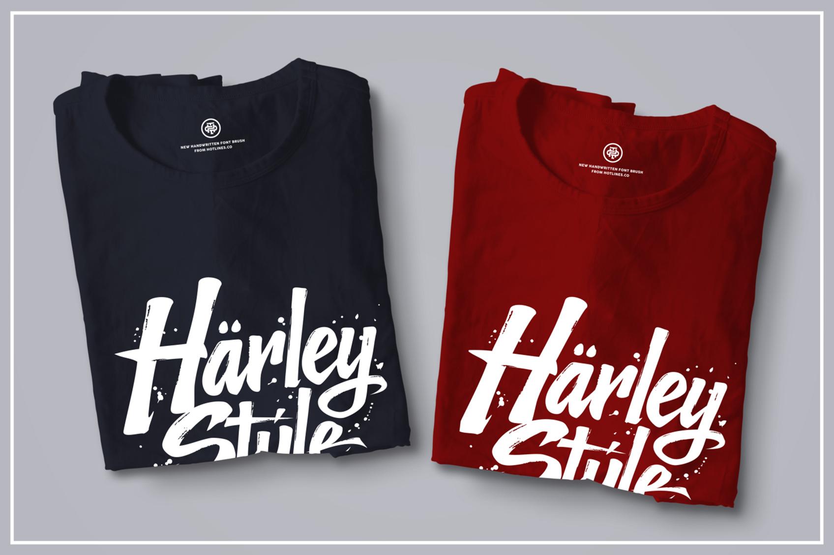 Harley style example image 5