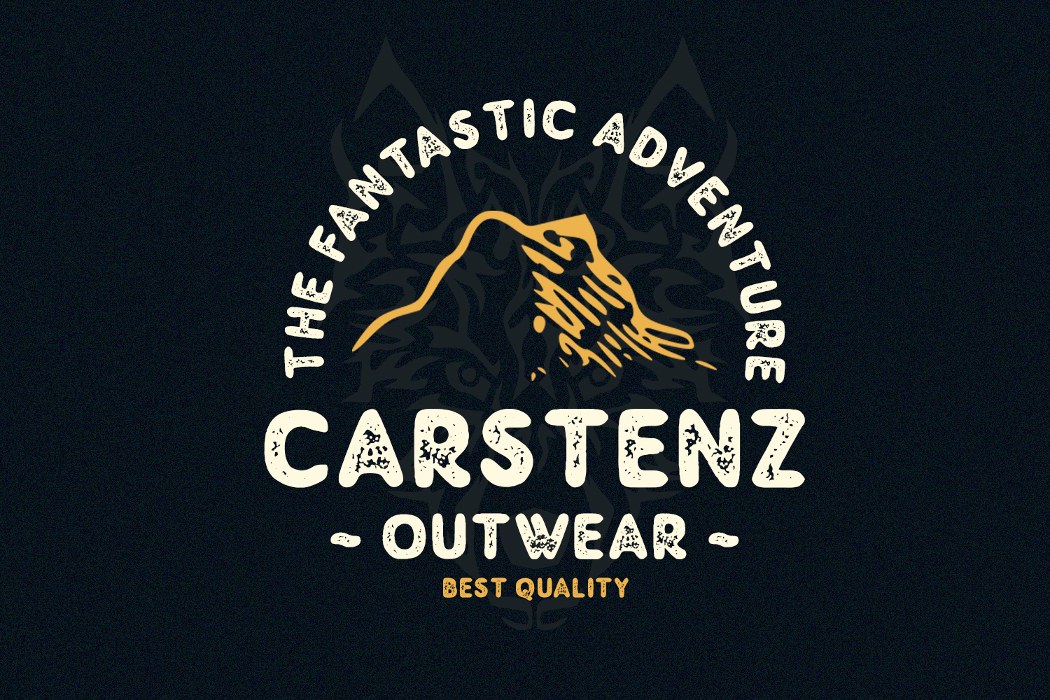 Wolfer | The Adventure Vintage Font example image 6