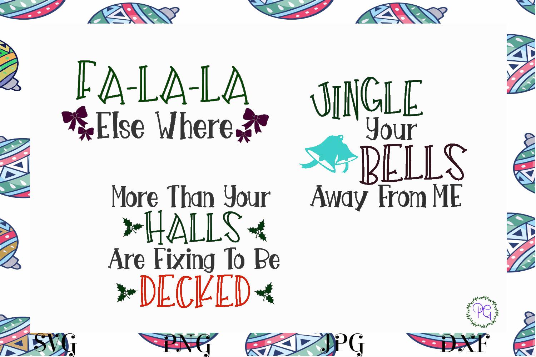 Christmas Funny Bundle example image 1
