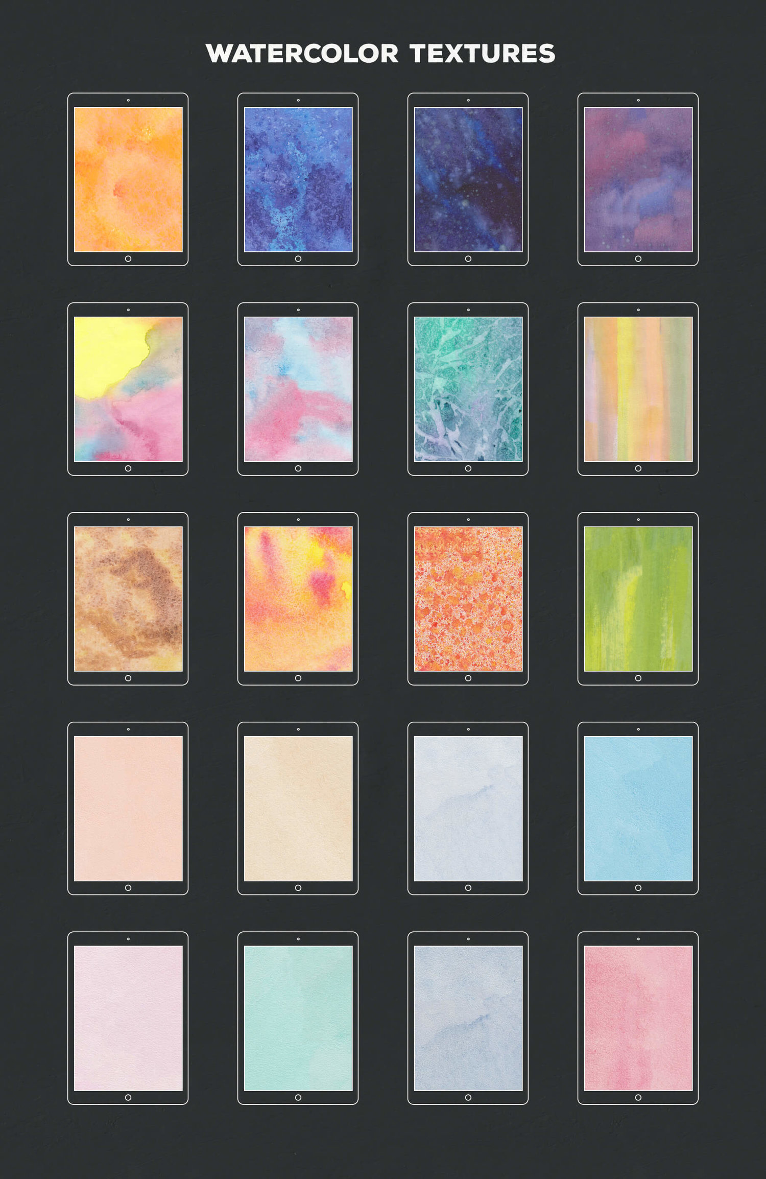 Background Textures for ProCreate example image 7
