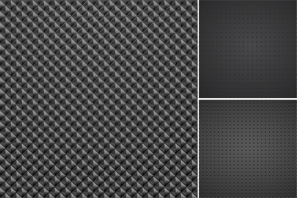 Collection of dark textures. example image 4