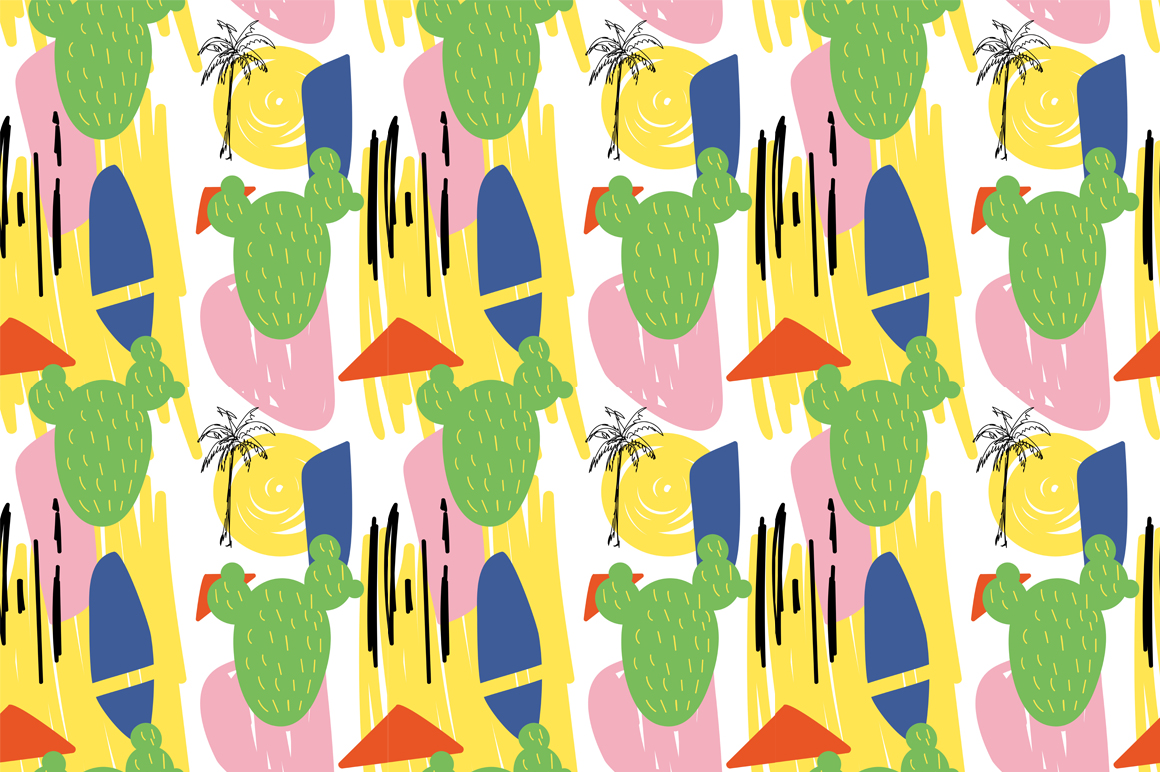 Summer patterns. example image 11