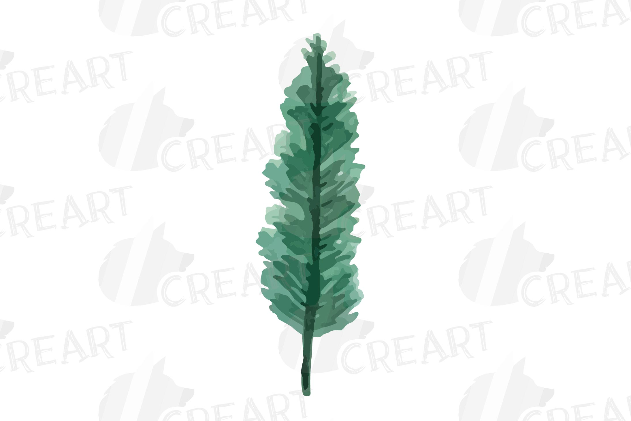 Cotton bolls and fir branch leafy autumn and winter decor example image 7