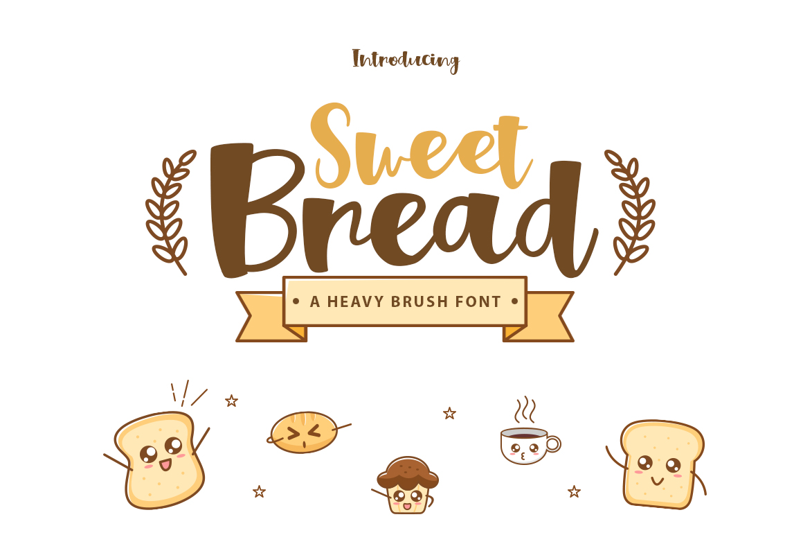 Sweet Bread + Bonus example image 1
