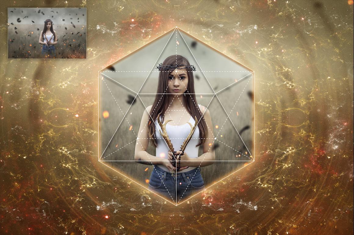 Sacred Geometry Generator example image 11