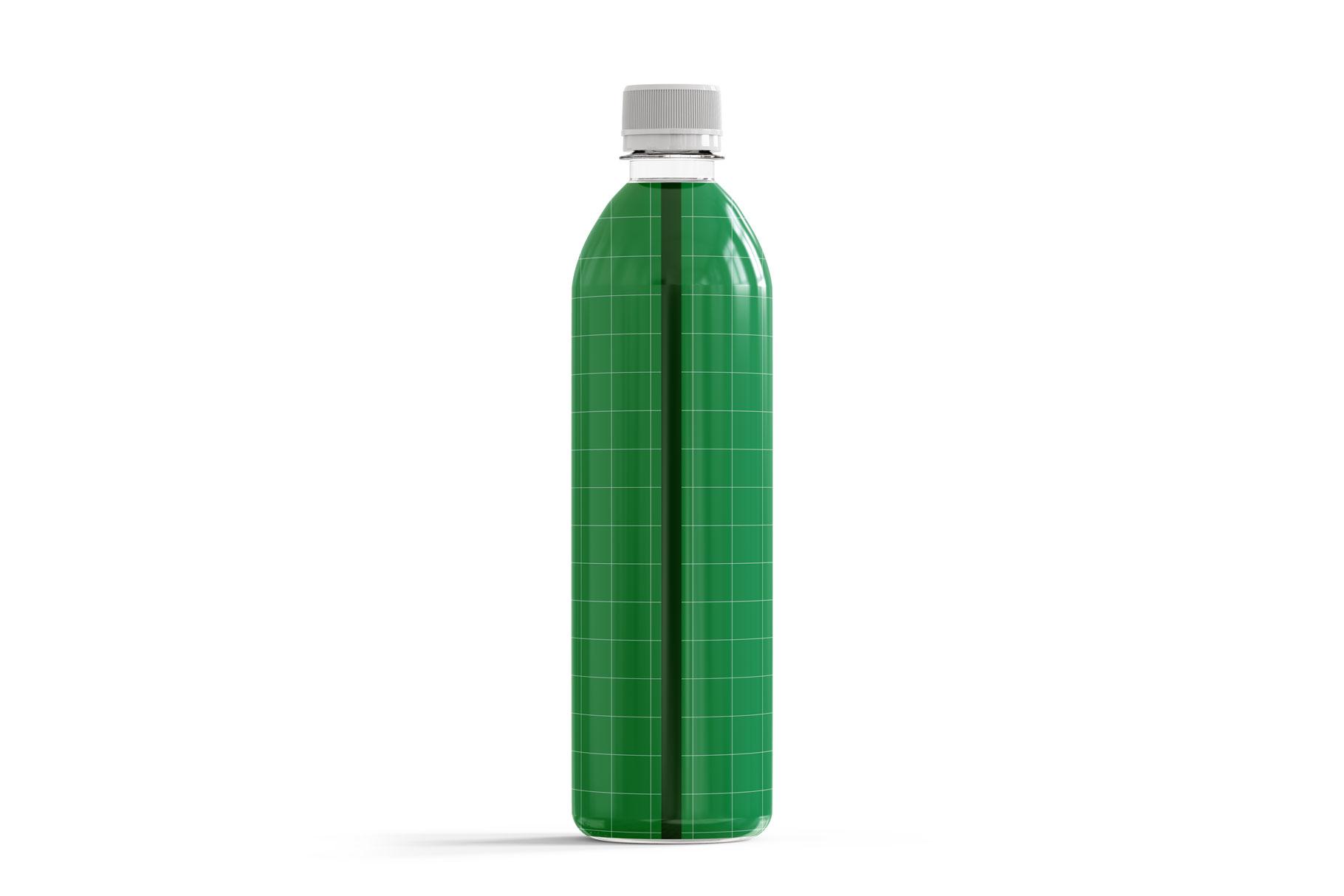 0,5L Iced Tea Bottle Mockup example image 3