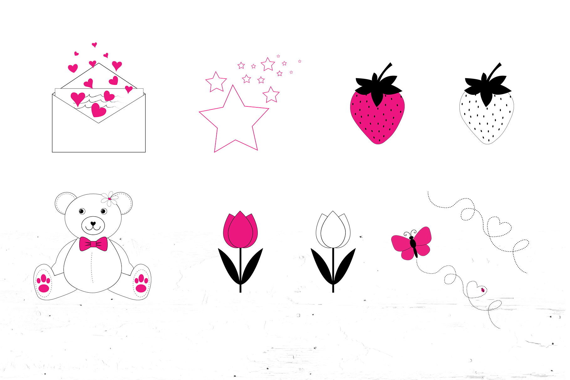 Girlie Doodles example image 5