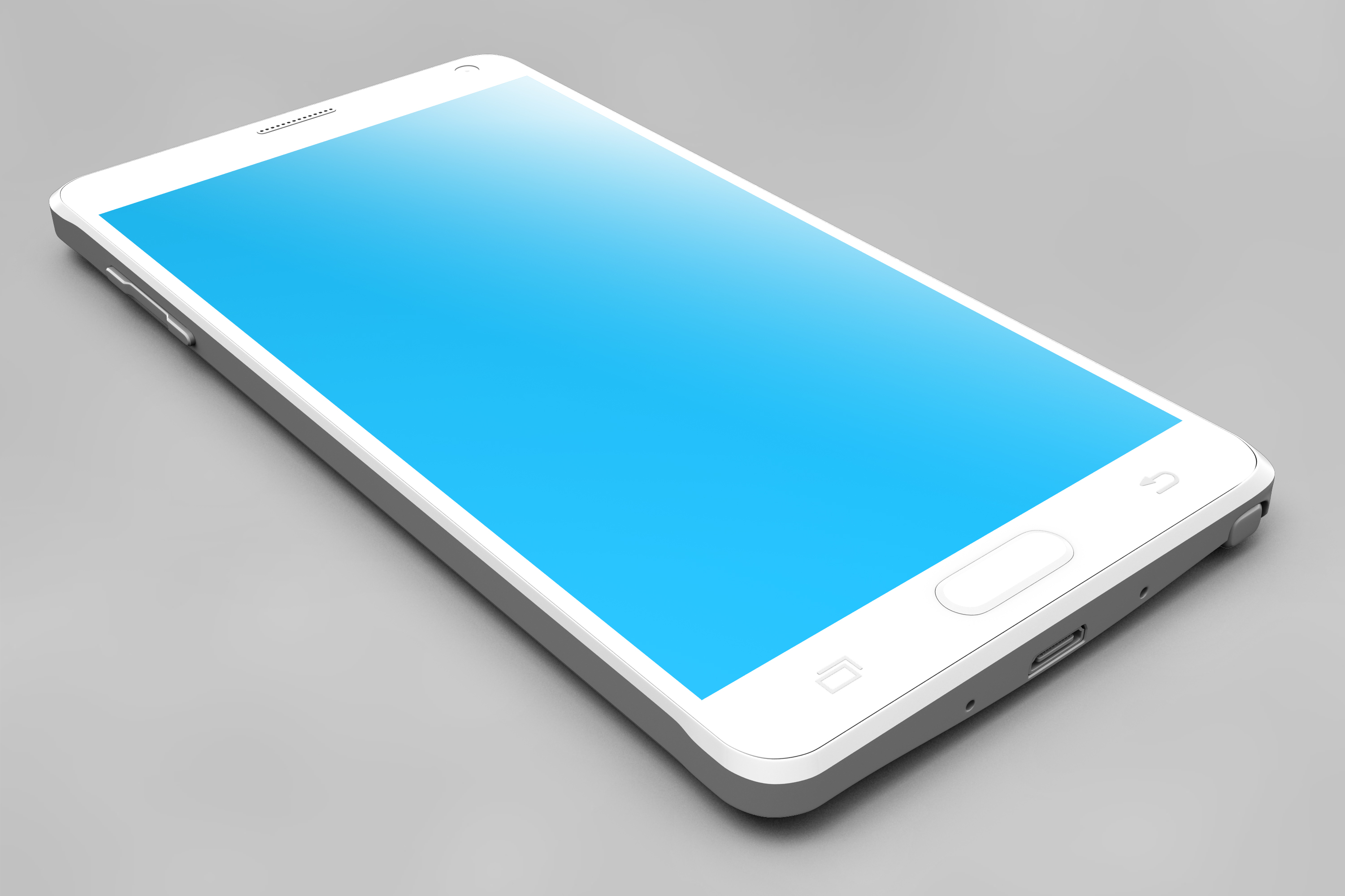 Samsung Galaxy Note 4 Mock-up example image 22