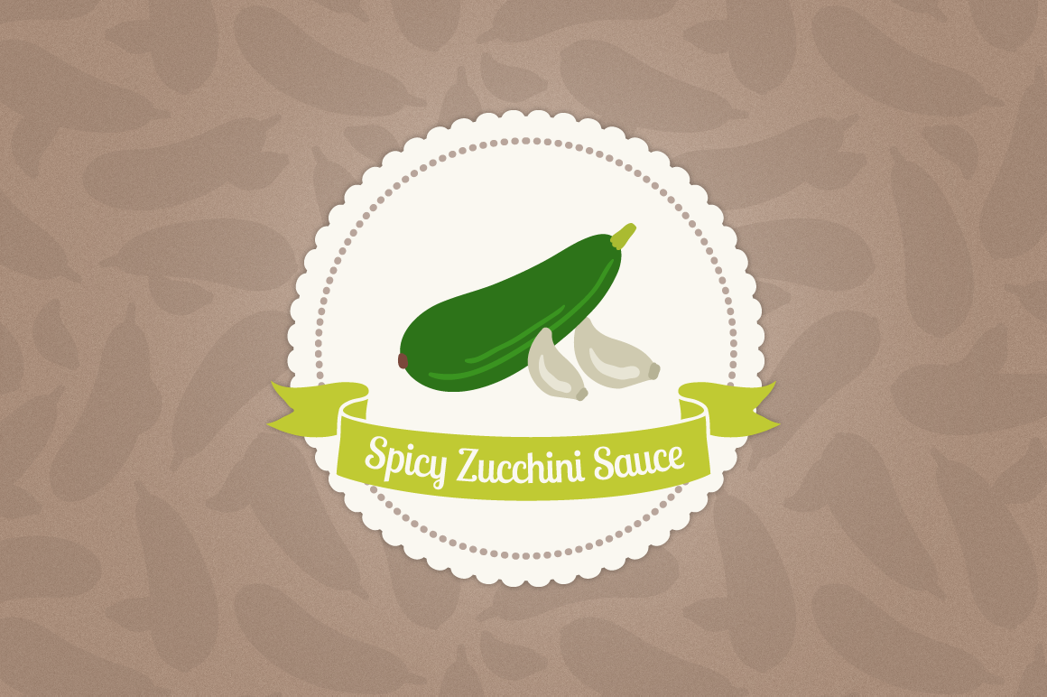 Spicy Zucchini Sauce example image 3