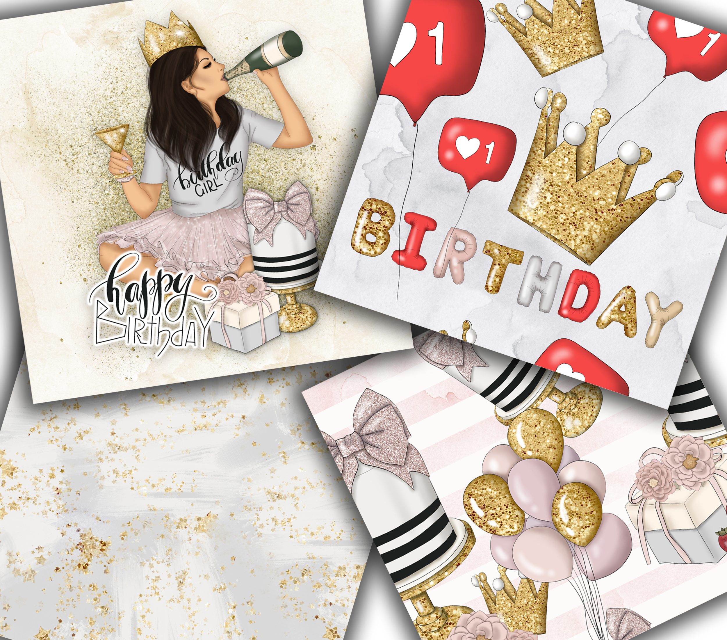 Best Day Ever Clipart Graphic Design example image 9