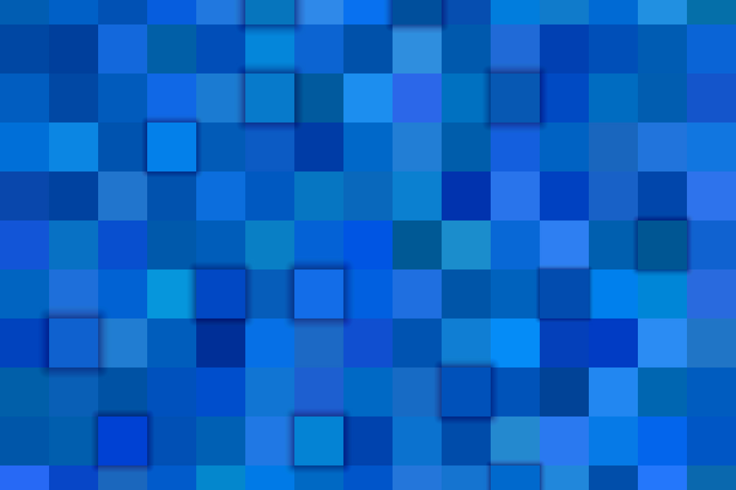 8 Blue 3D Square Backgrounds (AI, EPS, JPG 5000x5000) example image 3
