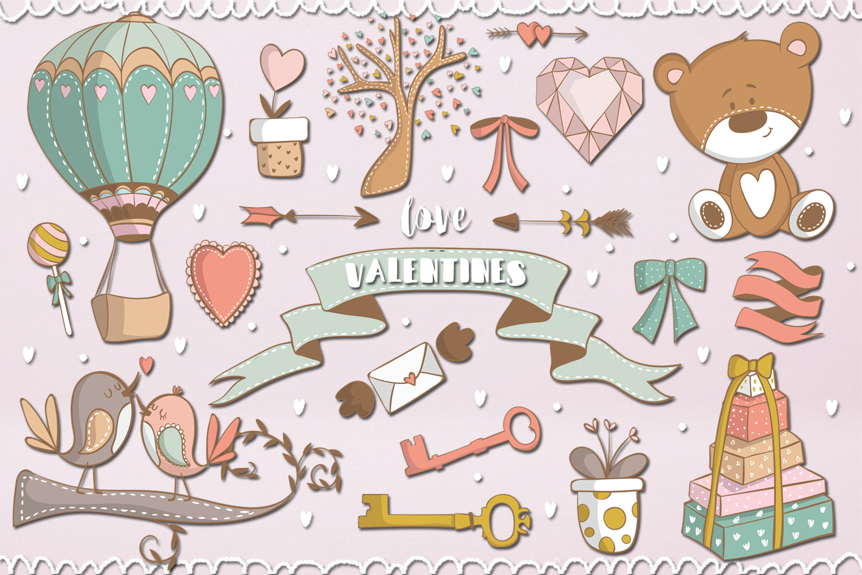 Love Valentines example image 1