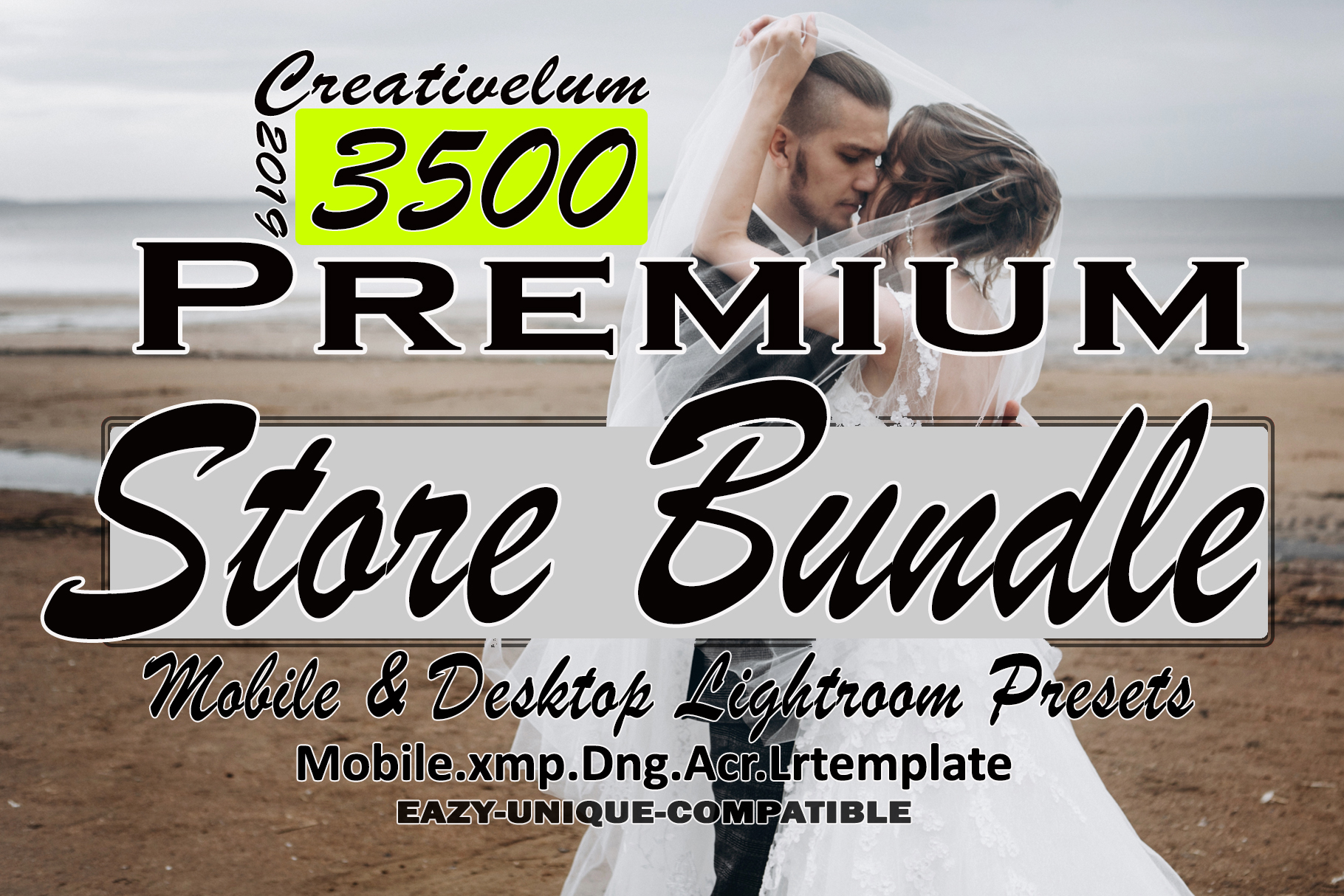 Premium Store Bundle 95 percent discount example image 1
