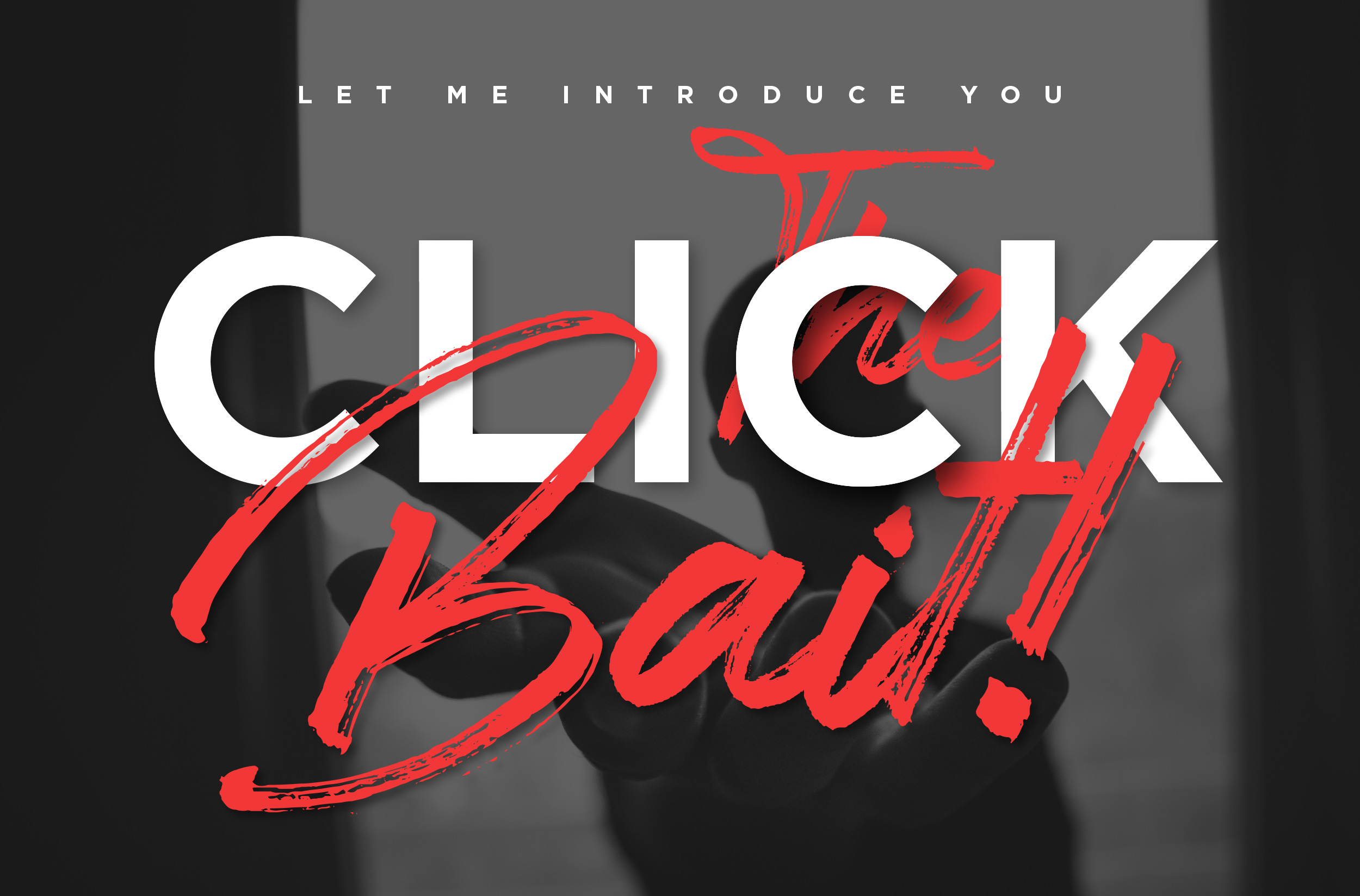 Clickbait - Logo Font example image 3