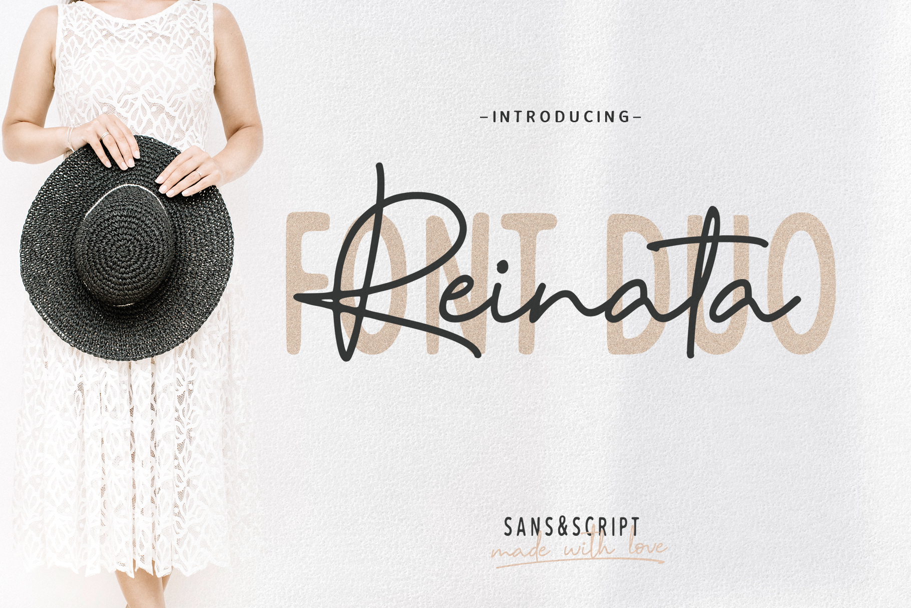 Reinata Font Duo example image 1