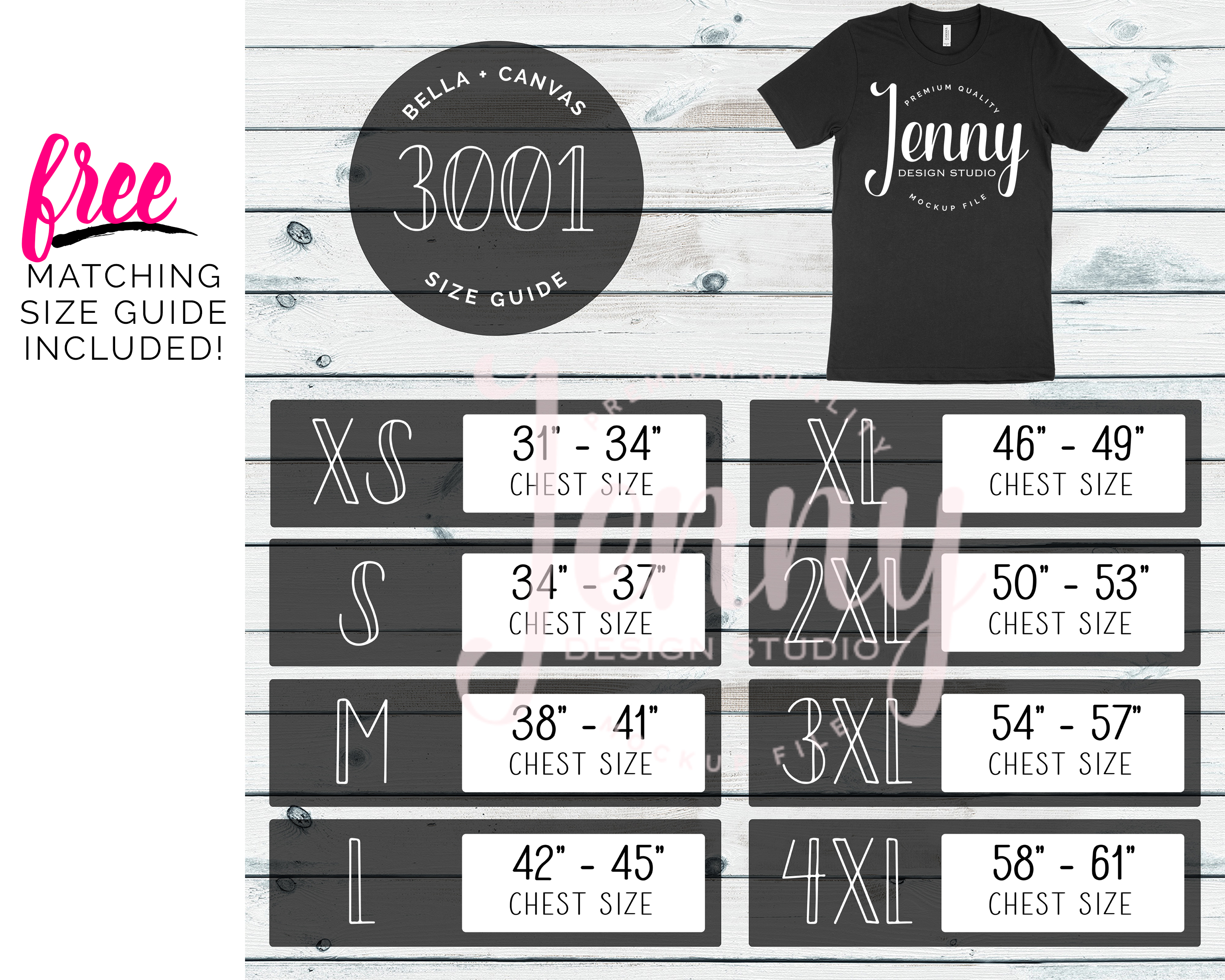 Bella Canvas 3001 Unisex Mockup Bundle, 109 Mockups example image 3
