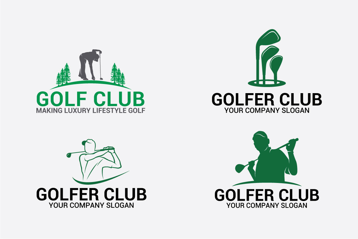 Golf Badges example image 5