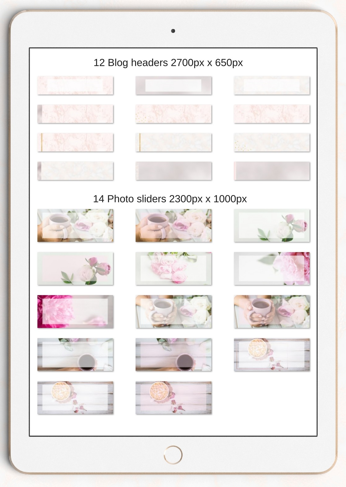 The Creative blog kit example image 7