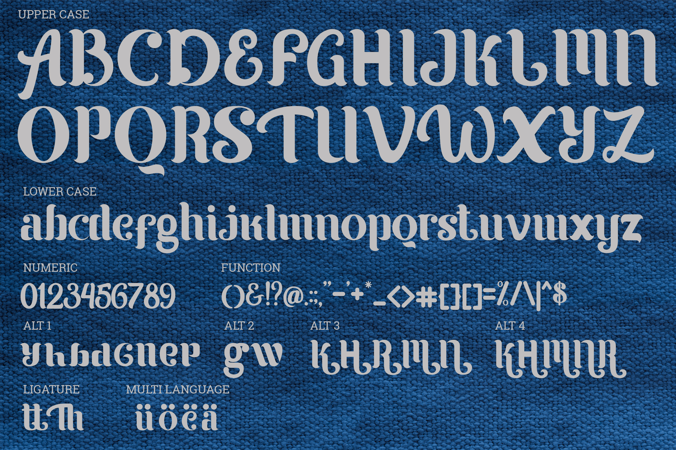 Karltown - Handdrawn Font example image 5