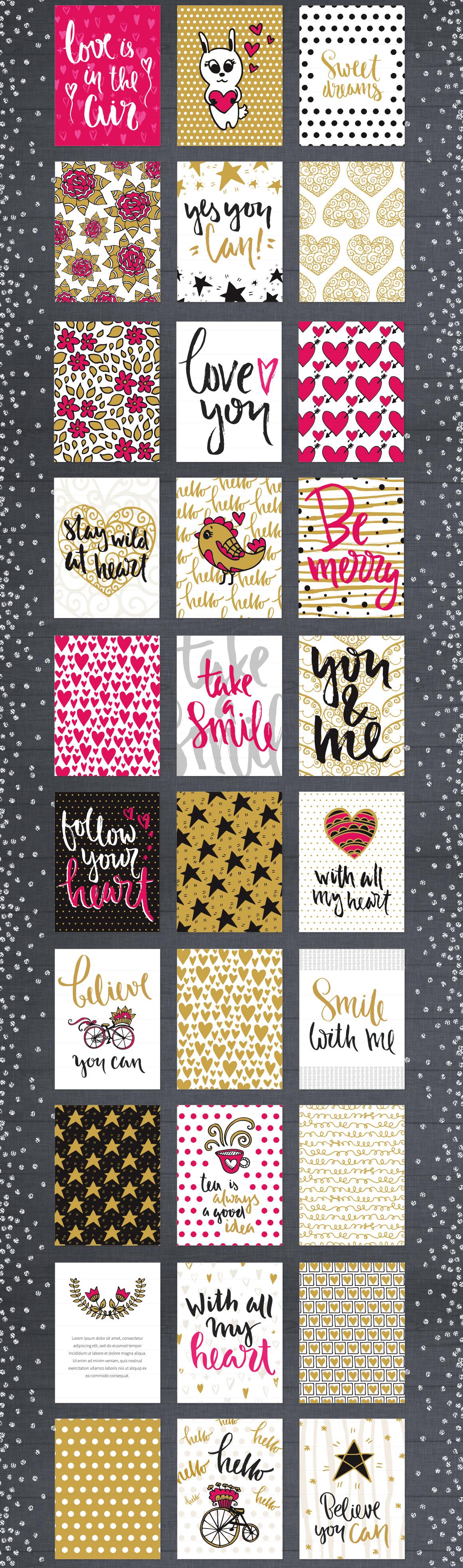 60 Valentine's Day Romantic Cards #4 example image 3