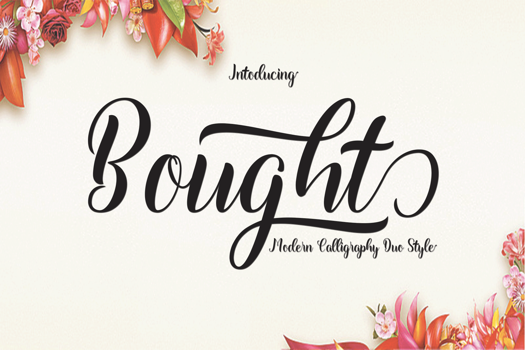 Fantastic Super Font Bundle example image 2