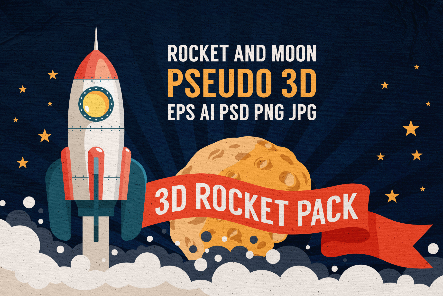 3d Rocket Pack example image 1
