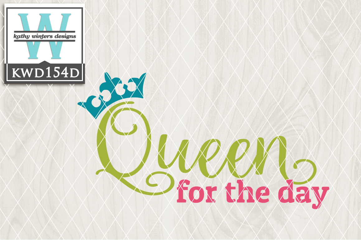 Birthday Cutting File KWD154D example image 1