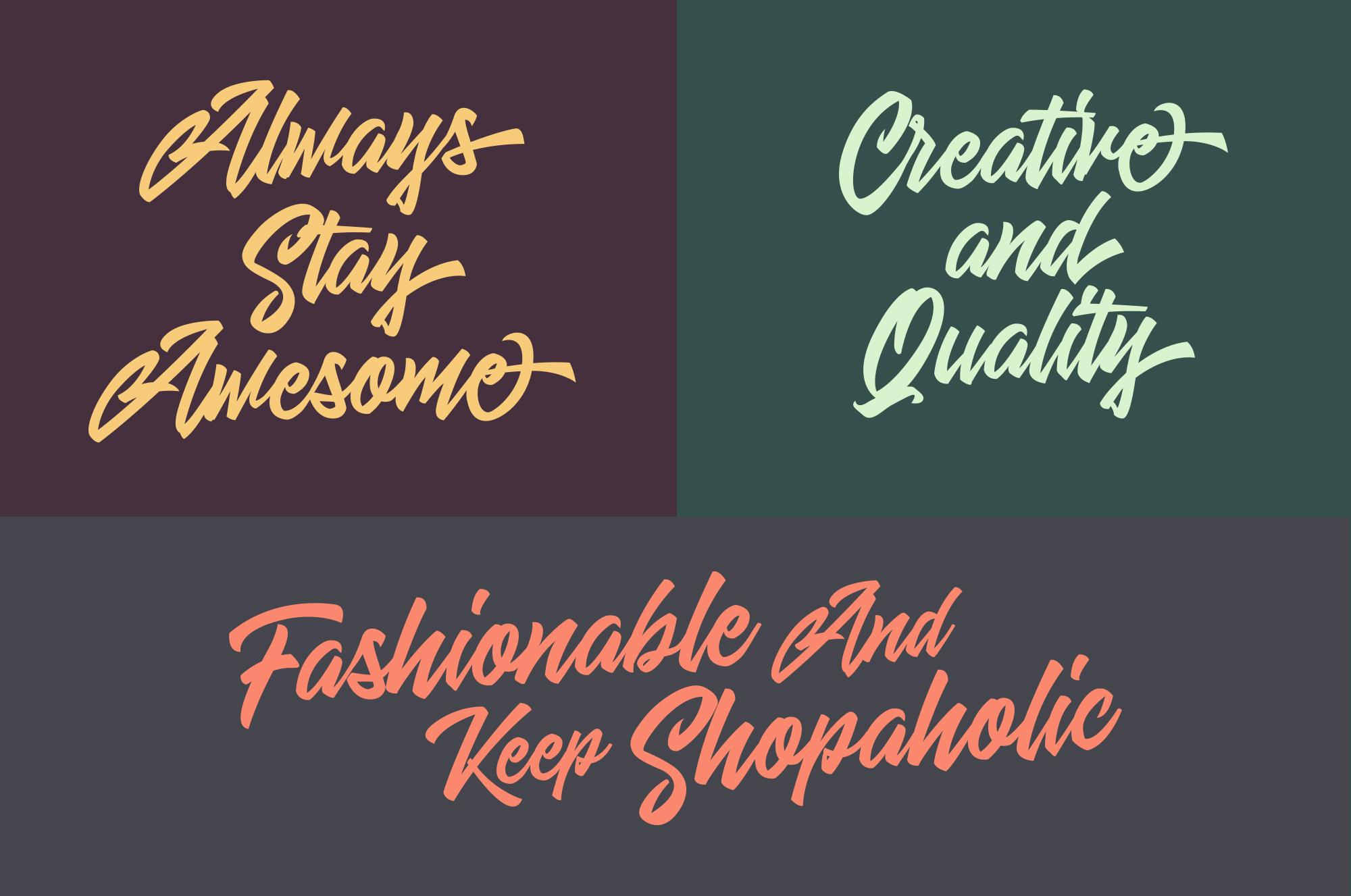 Alentine Typeface example image 8