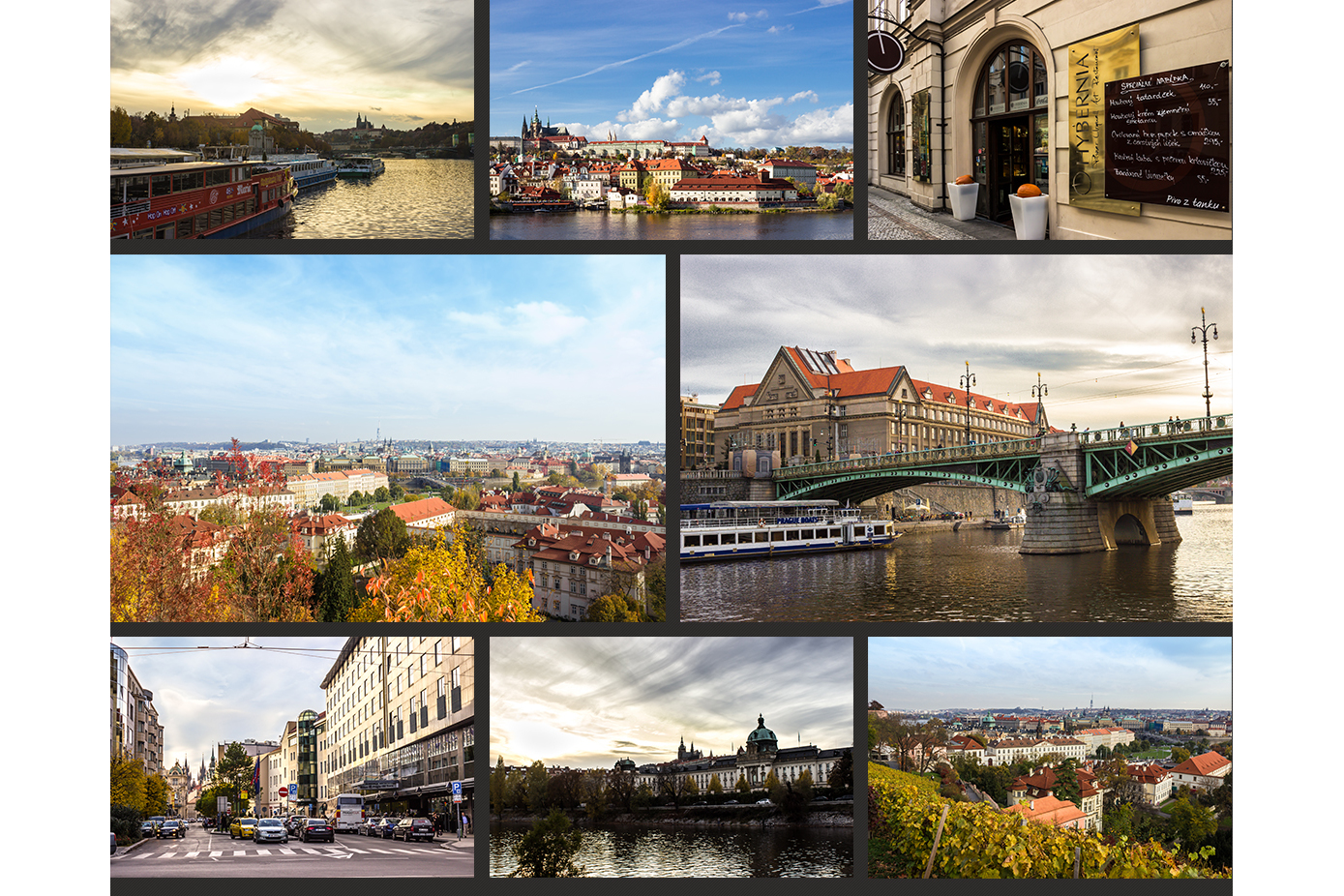 Autumn in Prague | 50 high-quality photos example image 3