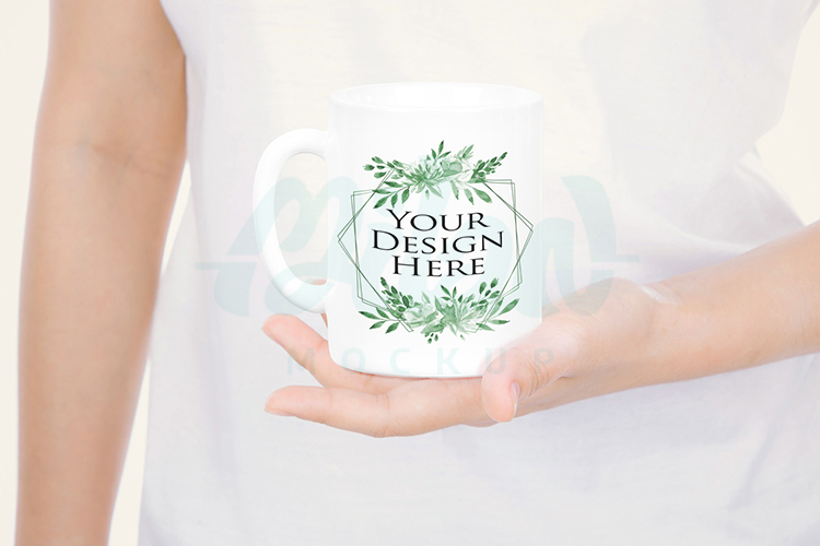 Bundle of 12 Mugs coffee Mockup example image 6