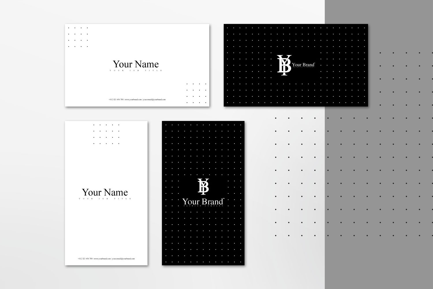 $10 for 5 - Business Card 01 example image 3