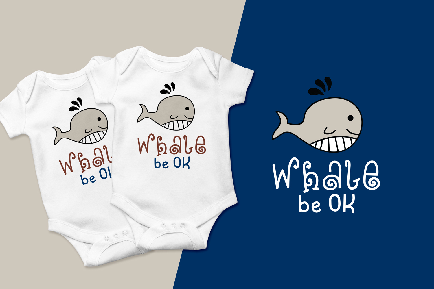Blue Ocean - Cute and Funny Font example image 2