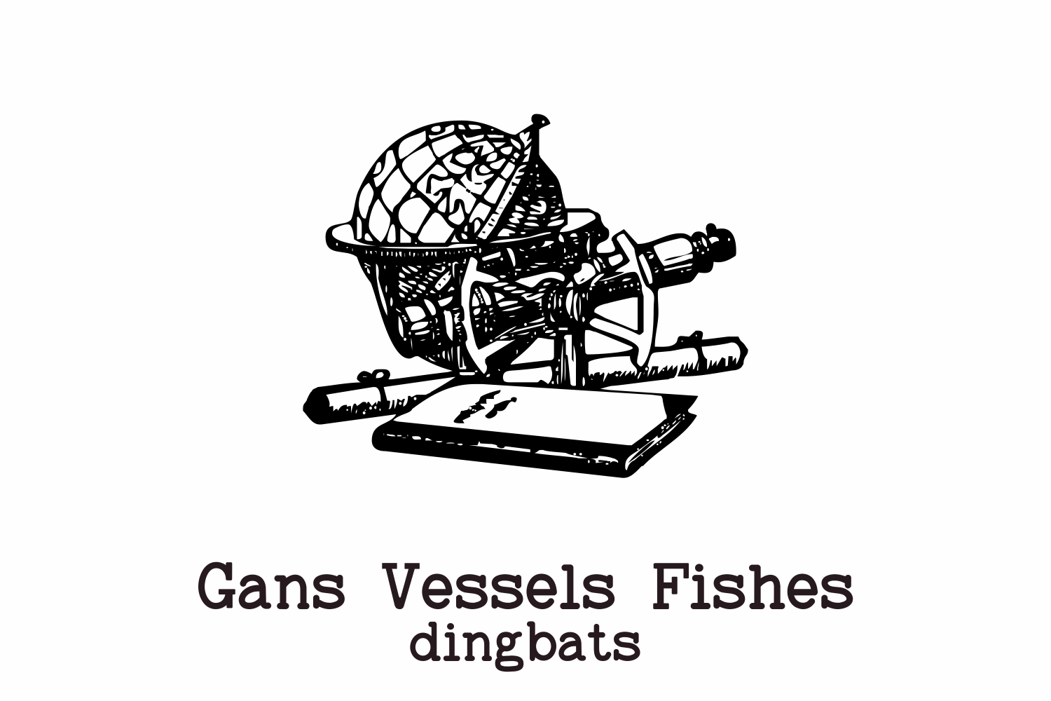 Gans Vessels Fishes example image 4