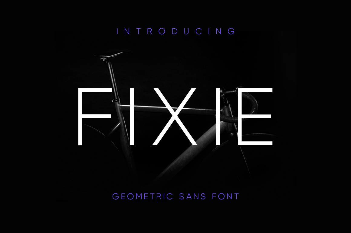 Fixie example image 1