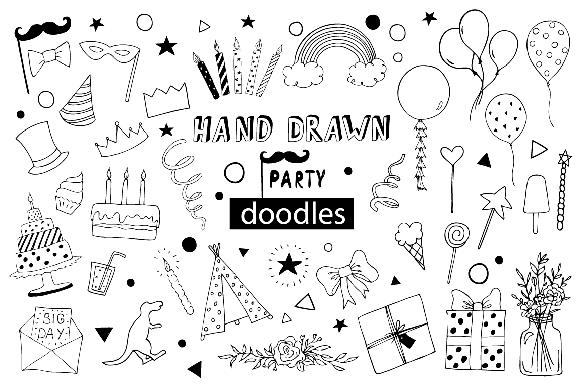 KIDS Party! Huge bundle example image 6