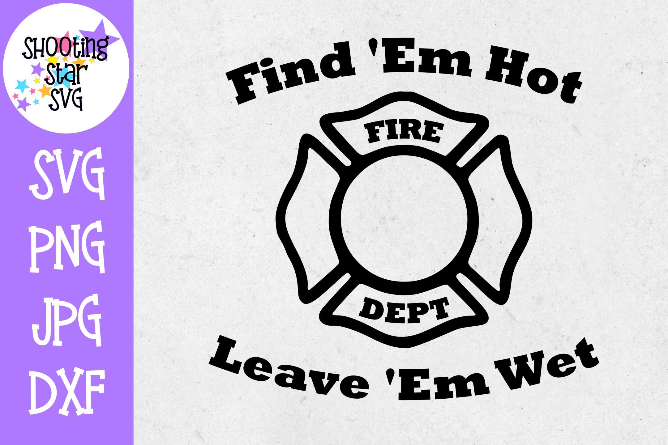 Firefighter Shirt SVG Bundle - Firefighter SVG - Fire SVG example image 6