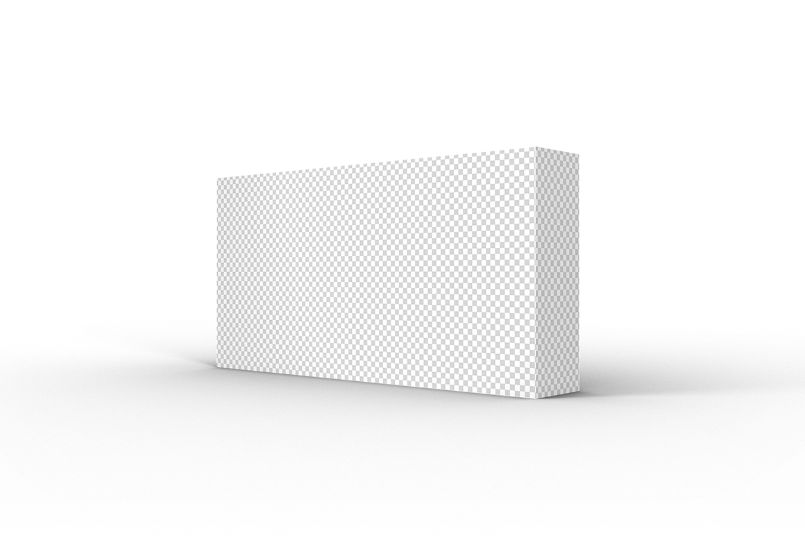 6.3.1 Simple 3D Box Mockup PSD example image 2