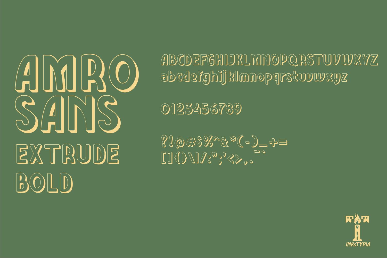 Amro Sans example image 10