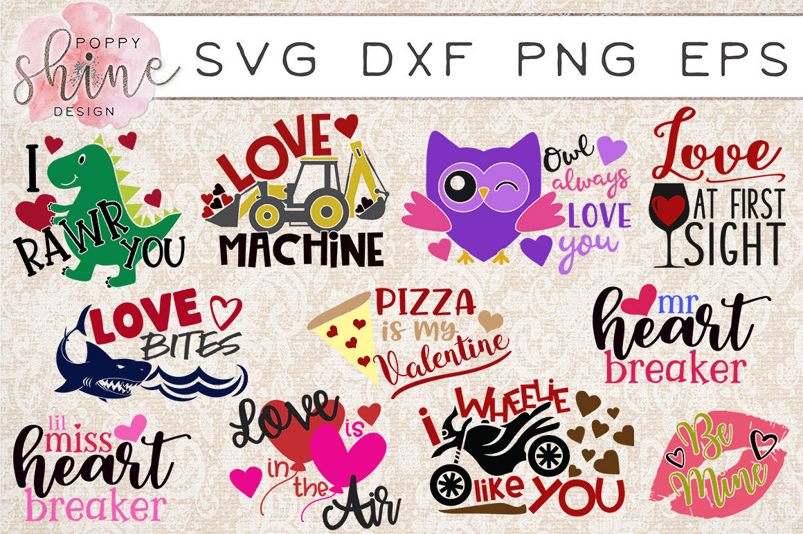 HUGE Holiday Bundle of 78 SVG PNG EPS DXF Cutting Files example image 10
