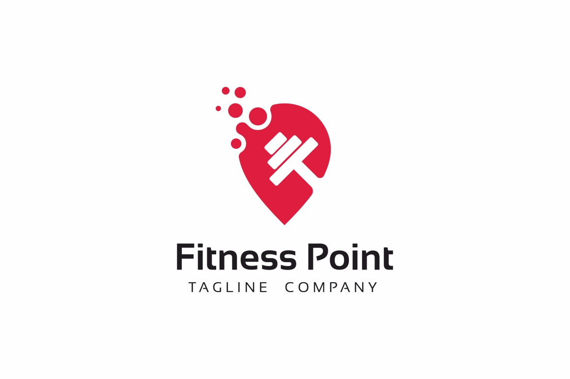 Fitness Point Logo example image 1