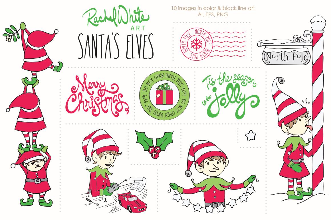 Santa's Elves example image 3